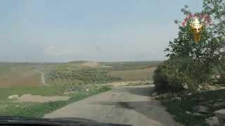 preview picture of video 'Idlib: illicit diggings at Tell Hizareen P.ادلب : حفريات سرية في تل حزارين الجزء 1'