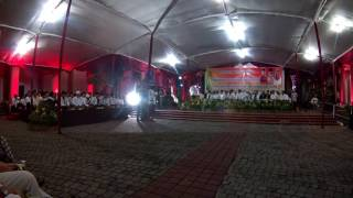 KH HASYIM MUZADI  TAUSHIYAH AKHIR TAHUN 2016 DI BALAI KOTA SEMARANG