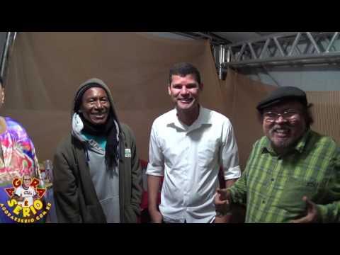 Repórter Favela encontra os velhos amigos do Trio Virgulino