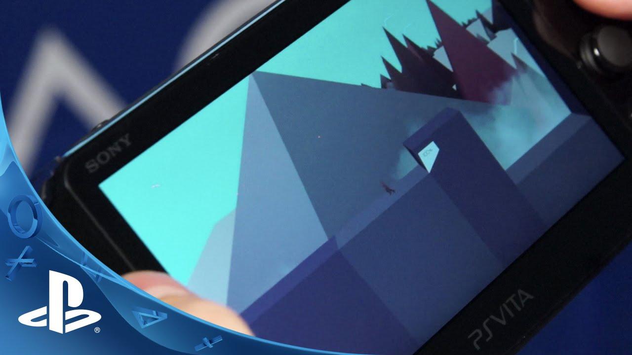 Hands-on: Metrico on PS Vita