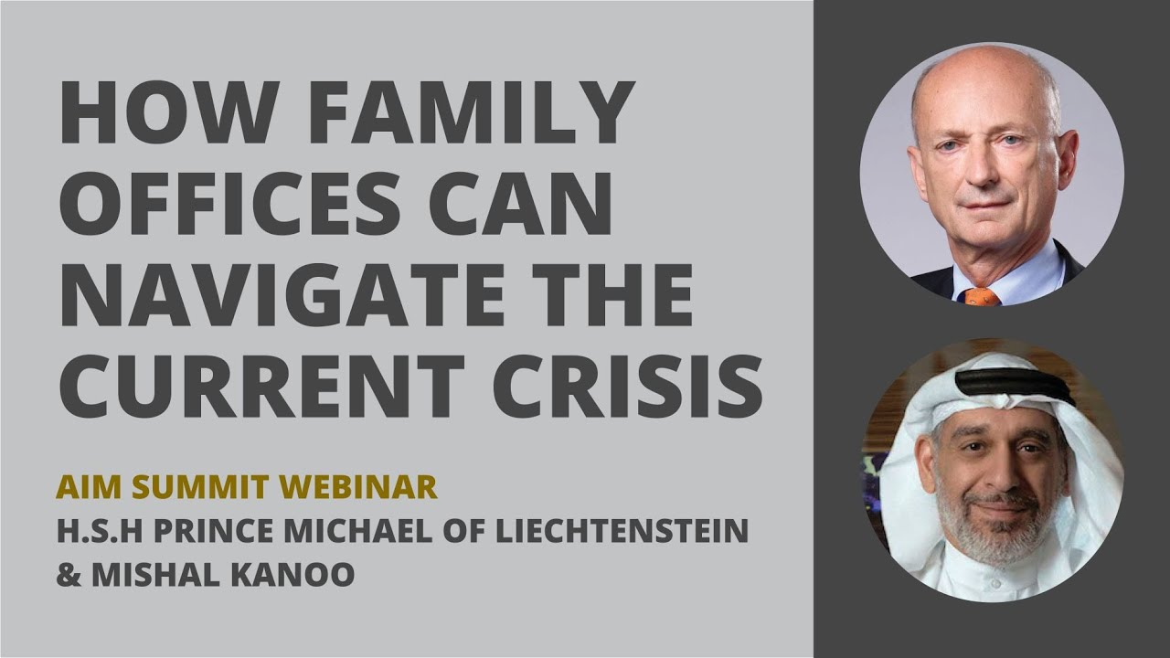 How Family Offices Can Navigate The Current Crisis