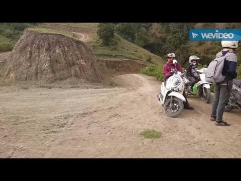 Video Trip ke objek wisata Ollon Tana Toraja