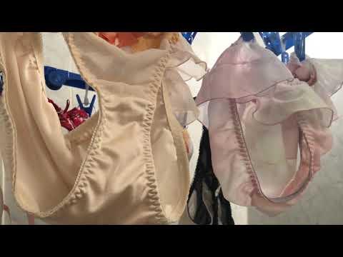 【熟女の下着紹介】クロッチ拡大は好きですか|[Japanese Lingeries] Draying My Panties 5