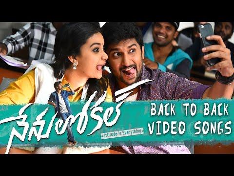 Nenu Local Back To Back Video Song Trailers - Nani, Keerthy Suresh