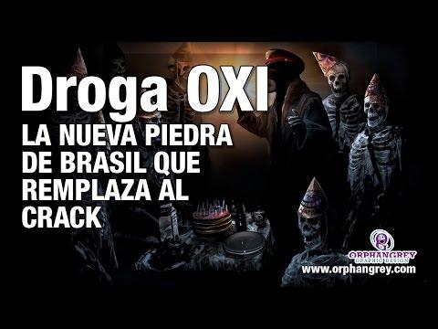 DROGA OXI – LA NUEVA PIEDRA DE BRASIL QUE REEMPLAZA AL CRACK