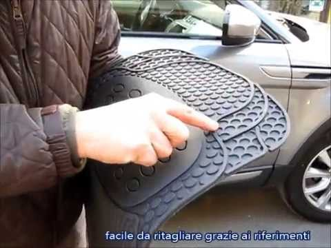 tappeti in gomma per auto - universali - alta qualità  e design - made in Italy