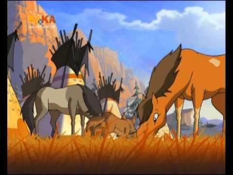 Yakari Folge 22 &quotDer kleine Koyote&quot