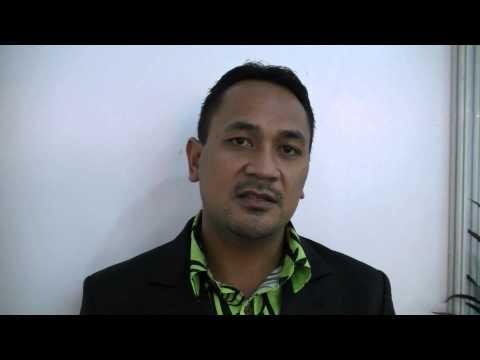 Samoa: Henry Tamotu Ah Ching