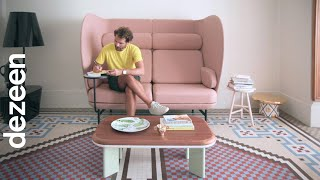 Jaime Hayon Interview:  Plenum Furniture Collection For Fritz Hansen | Design | Dezeen