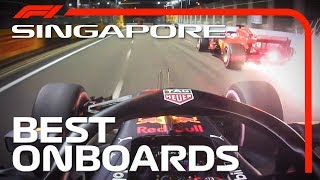 Best Onboards | 2018 Singapore Grand Prix