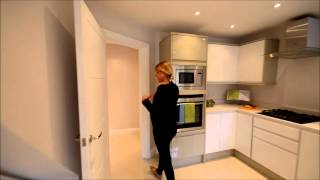 preview picture of video 'New build semi-detached family home in Central Rickmansworth'