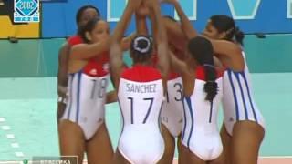 Volleyball World Championship 2002 Russia-Cuba