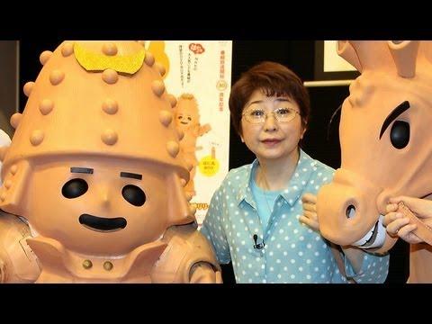 【声優動画】「おーい!はに丸」DVD発売イベントで田中真弓ぶっちゃけ過ぎwwwww