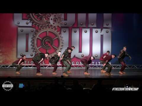 People's Choice // CHRIS BROWN - Star Struck Dance  [Pennington, NJ]