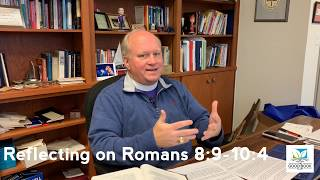 Bishop Russell reflects on Romans 8:9-10:4