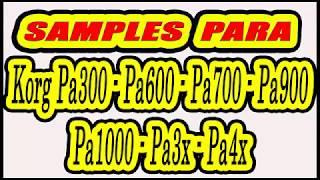 ritmos para korg pa600 gratis - मुफ्त ऑनलाइन