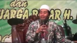 Pengajian KH Anwar Zahid Bojo Iku Seng Penting Tanggungjawab, Setia, Ngrejekni