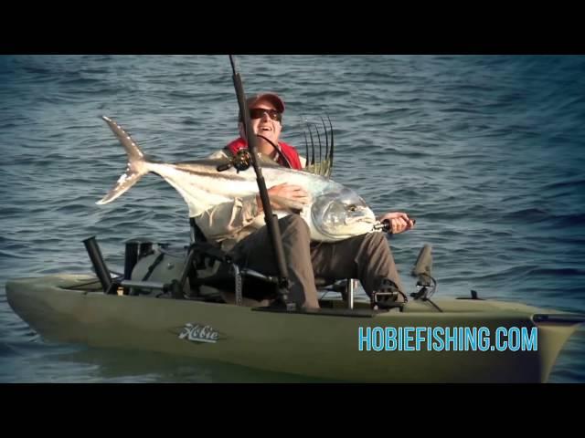 """""""Fish Country"""" Promo - Hobie Fishing Kayaks"""