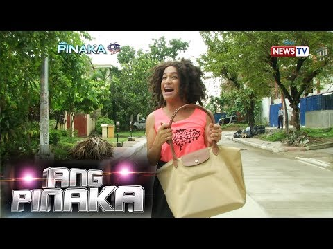 """[GMA]  Ang Pinaka: When does carrying a designer bag become """"over the top?"""""""