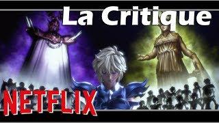 "Mon Avis Sur ""Saint Seiya Netflix"""