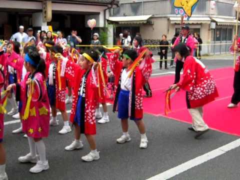 2011 ええじゃん 高須小学校