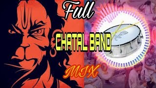 BAJARANG DAL SONG FULL CHATAL BAND MIX BY DJ HARISH TELUGU