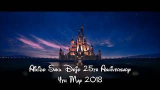 合気道佐久道場25周年 and 佐久合気道会30周年記念行事は2018年5月4日です