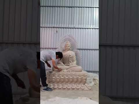 Sáng tác tượng Phật đẹp nhất.