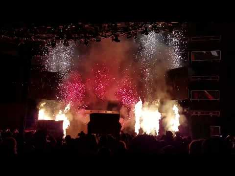 The last time WWE will do pyro ever?: Raw: May, 29, 2017