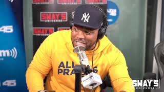 Torae Freestyles His Interview on Sway in the Morning