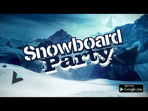 Vidéo Snowboard Party Lite