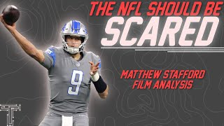 What Matthew Stafford brings to the Rams- Film Analysis