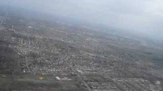 preview picture of video 'Take Off Ottawa, Canada Rwy07 Left Side to NE'
