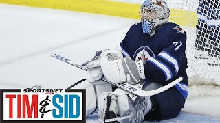 Can Jets Recover After Brutal Game 5 Loss To Blues? | Tim and Sid