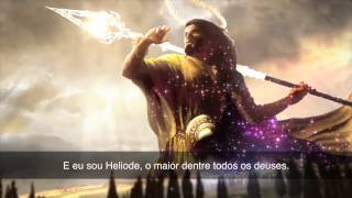 Theros Trailer - Portugese