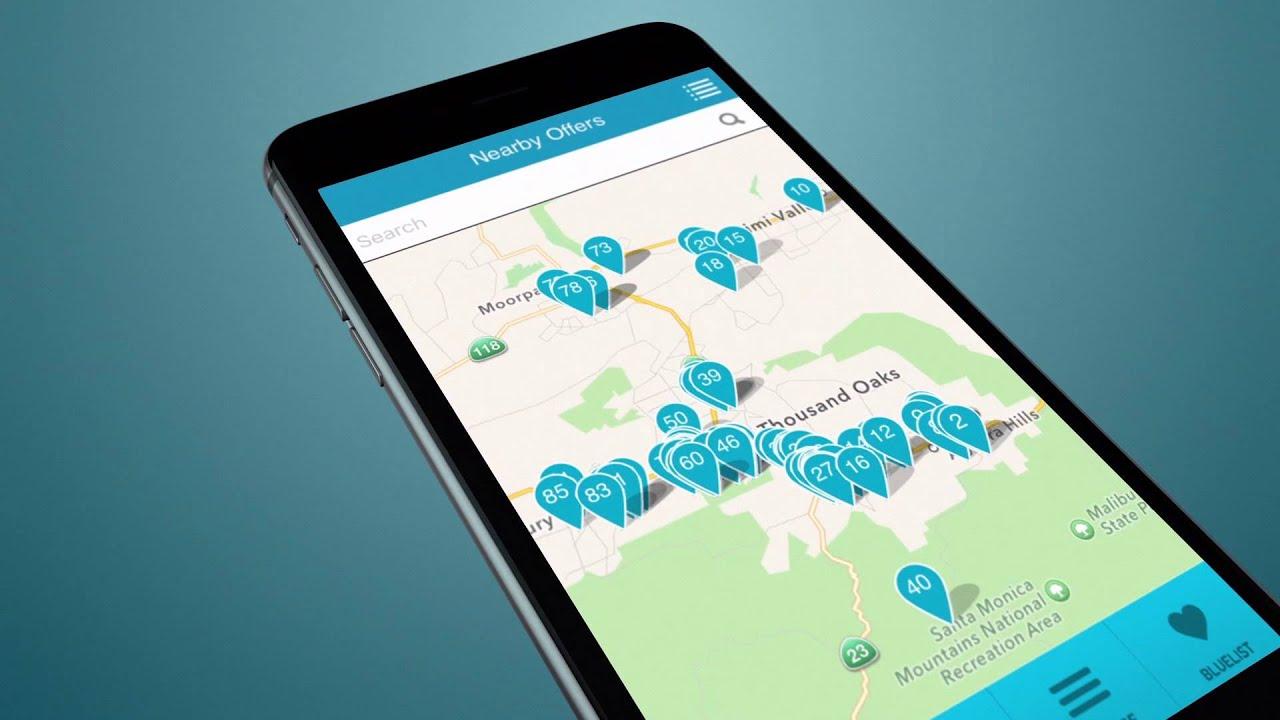 Bluelist App