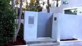 """Sterling Entry Gate"" Avi Talk | Mulholland Security Los Angeles 1.800.562.5770"