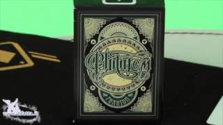 preview picture of video 'Phantom deck by Eric Duan - Zaubershop-Frenchdrop'