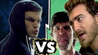 YouTuber Rap Battles - Julian Smith VS. Rhett and Link - An Epic Rap Battle