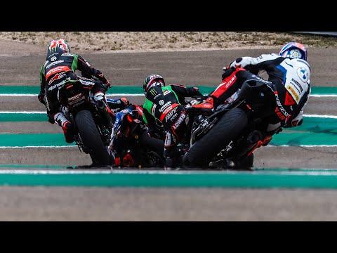 スーパーバイク世界選手権 SBK 第1戦アラゴン モーターランド・アラゴン ハイライト動画