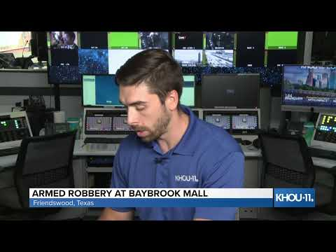 WATCH LIVE: The latest on the armed robbery at Baybrook Mall