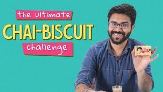 Ok Tested: The Ultimate Chai-Biscuit Challenge