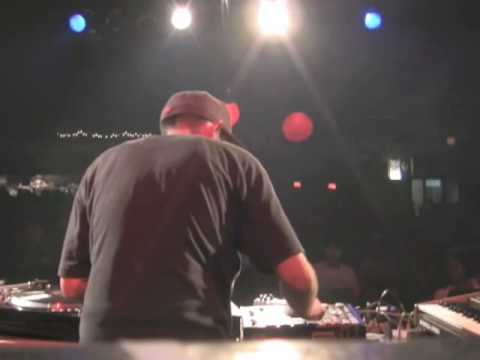 TEEKO Solo Showcase at New Orleans DMC 2009 ((4ONEFUNK))
