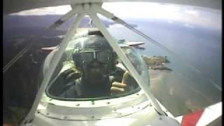 preview picture of video 'Pilot a Stunt Plane Abel Tasman Aerobatics'