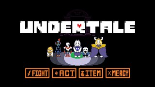 PHY Capitulo 5: UNDERTALE (SIN EDITAR)