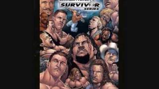 Survivor Series 2004 theme : Ugly by The Exies