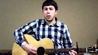 """Angels Fall Sometimes"" Josh Turner cover by Jacob Green"