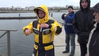 Зимний костюм для рыбалки seafox