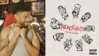 Isaiah Rashad - HEADSHOTS REACTION/REVIEW