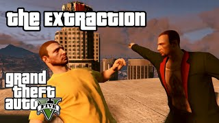 GTA V: The Extraction [Dying Light Ending Parody]